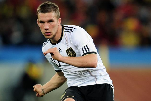 Germany Euro 2012 Roster: Latest on Team's Starting 11 and More