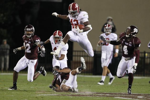 Alabama Football: Why a 2-Headed Monster at Running Back Works