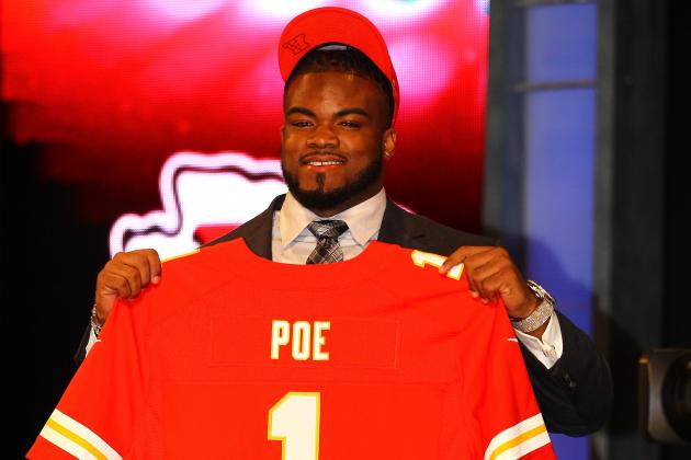 NFL 1st Round Picks Who Won't Be Starting in 2012