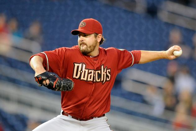 Arizona Diamondbacks: 5 Players Who Will Lead D-Backs to NL West Title