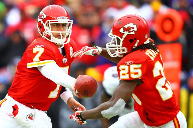 Predicting the Final Kansas City Chiefs' 2012 53-Man Roster