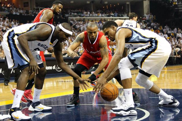 NBA Playoffs 2012: 5 Reasons Why Memphis Grizzlies Lost Series to Clippers