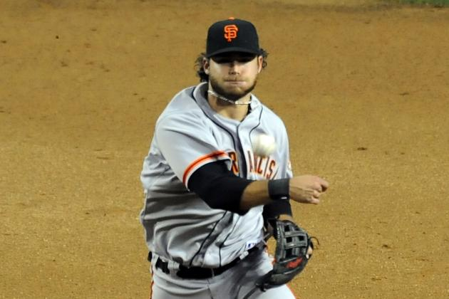 San Francisco Giants: 10 Potential Long-Term Solutions to Middle Infield Issues