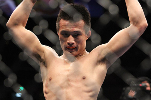 UFC on Fuel TV 3 Results: Chan-Sung Jung vs. Dustin Poirier Fight Card