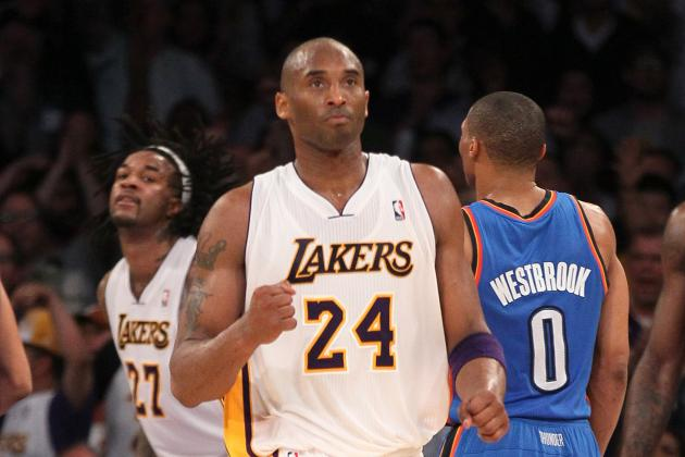 10 Bold Predictions for the Lakers-Thunder 2nd-Round Series