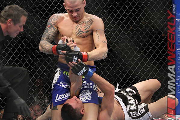 UFC on Fuel TV: Korean Zombie vs. Poirier Bleacher Report MMA Staff Predictions