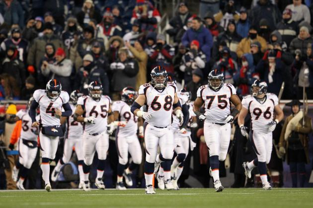 Predicting the Final Denver Broncos' 2012 53-Man Roster