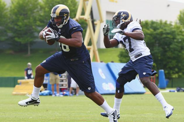 Predicting the Final St. Louis Rams' 2012 53-Man Roster