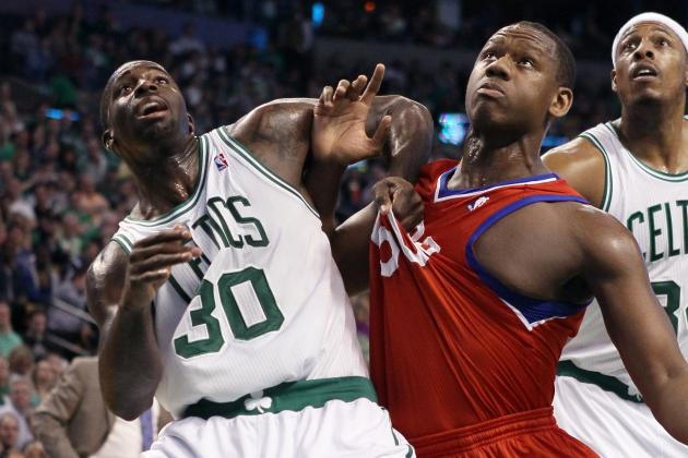NBA Playoffs 2012: 3 Stars for the 76ers in Game 1 vs. Boston