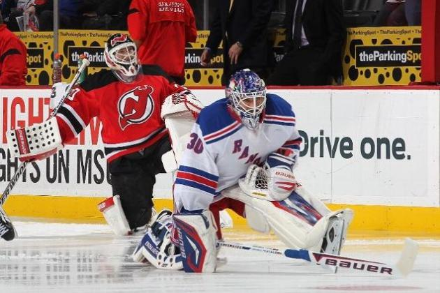 NHL Playoffs: Breaking Down the Henrik Lundqvist-Martin Brodeur Matchup