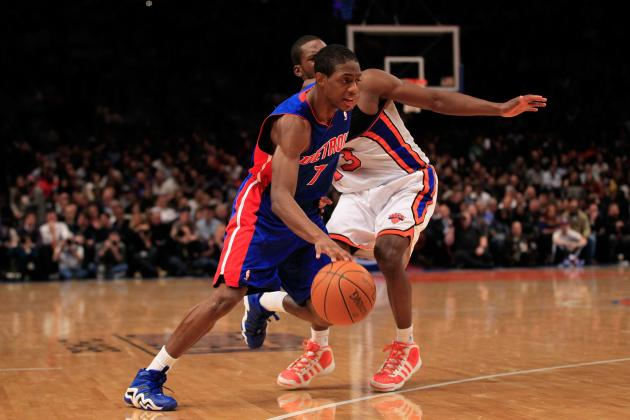 Brandon Knight and the 5 Pistons Who Will Bring Detroit Hope