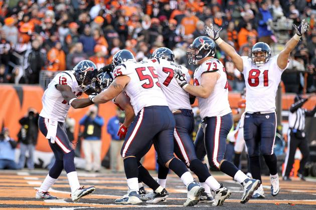 Predicting 53-Man Roster for the Houston Texans