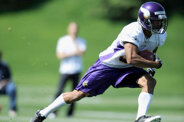 Predicting the Final Minnesota Vikings 2012 53-Man Roster