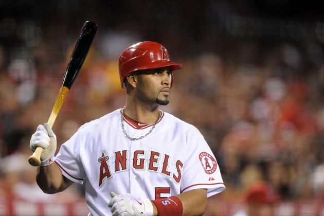 4 Reasons Albert Pujols Will Continue to Disappoint Angels Fans