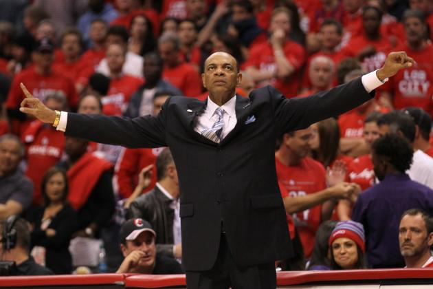 NBA Playoffs 2012: 4 Tactical Errors by Lionel Hollins That Did the Grizzlies In