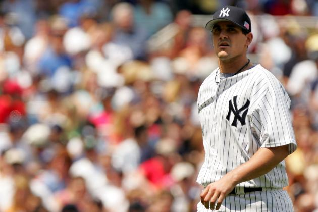 Bronx Bombs: Ten Years of Yankees Pitching Duds