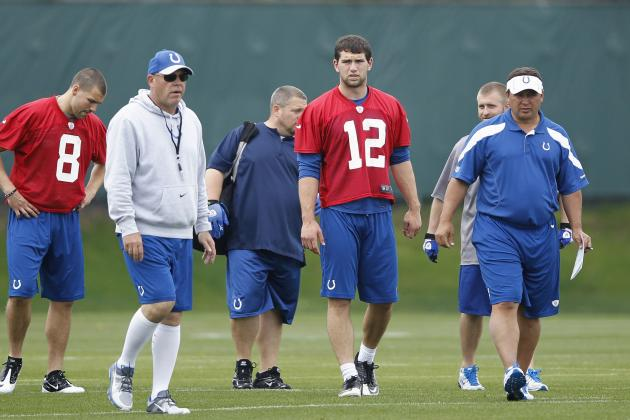 Predicting Indianapolis Colts' 53-Man Roster