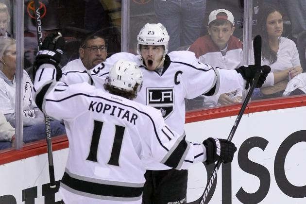 Los Angeles Kings: 5 Biggest Steps to Kings Becoming Stanley Cup Contenders