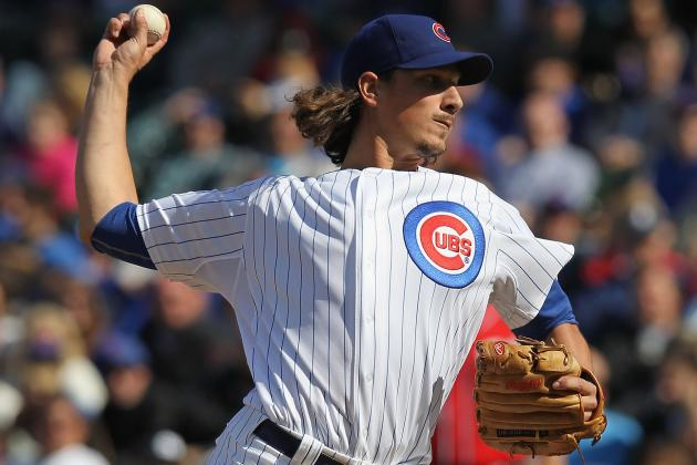5 Signs Jeff Samardzija Can Be the Ace of the Future for the Chicago Cubs