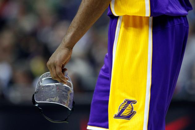 8 Iconic L.A. Lakers Items That Would Raise More Money Than Kobe Bryant's Mask