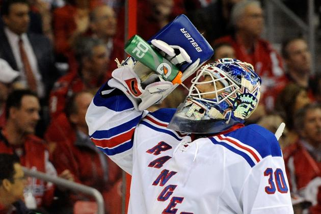 NHL Playoffs: Who Has the Advantage in the Devils-Rangers Series?