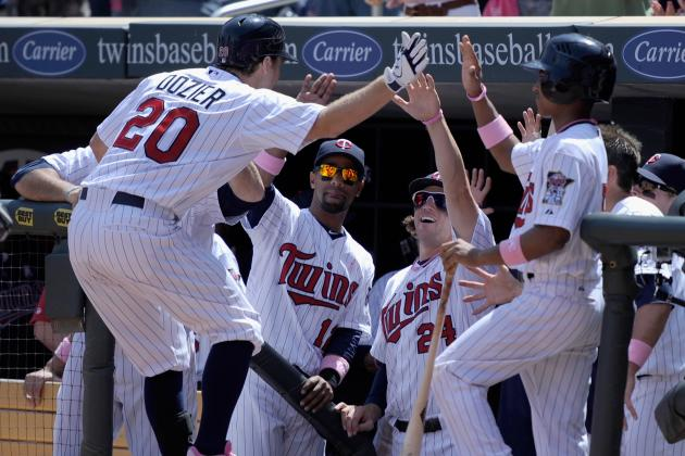 Minnesota Twins Players of the Week 5/7-5/13