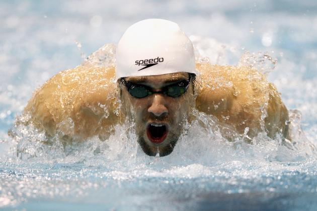 Michael Phelps and 5 Things the Charlotte Grand Prix Tells Us About the Olympics