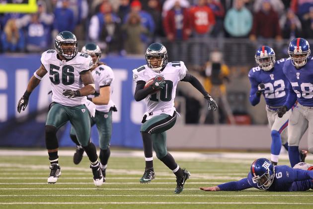 DeSean Jackson: Top 7 Plays from the Philadelphia Eagles WR's Career