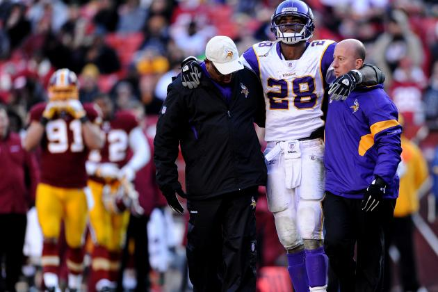 Predicting 5 Problem Spots for the Minnesota Vikings in 2012
