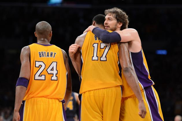 NBA Playoffs 2012: 5 Reasons Why the Lakers Can Upset the Thunder