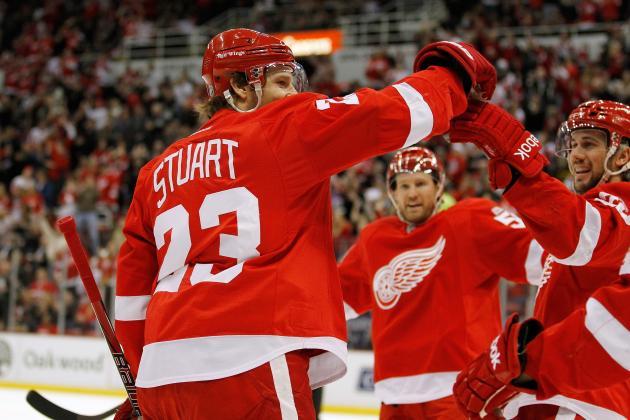 Detroit Red Wings: 5 Possible Defenceman Detroit Should Should Sign