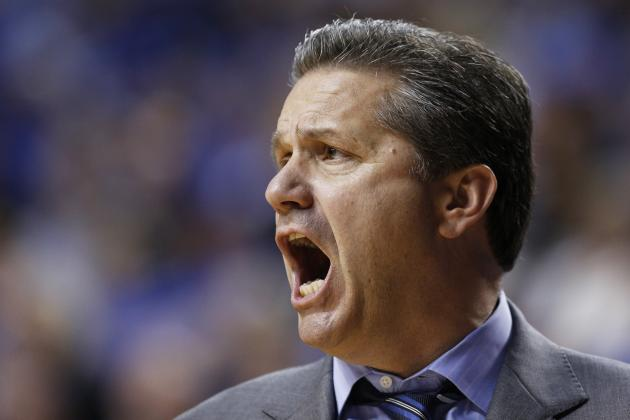 USA Basketball: Could Coach Cal Replace Coach K for the 2016 Olympics?