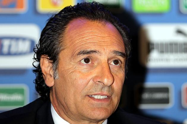 Euro 2012: Running Down Italy's Preliminary Roster