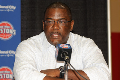 Detroit Pistons: 3 Reasons Joe Dumars Should Stay on as General Manager