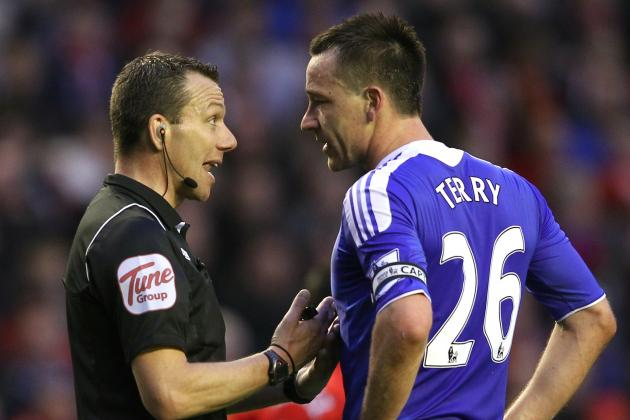 John Terry: The Chelsea Captain's 10 Stupidest Acts