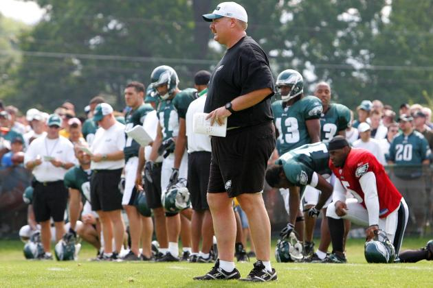 10 Position Battles to Watch in Philadelphia Eagles' Training Camp