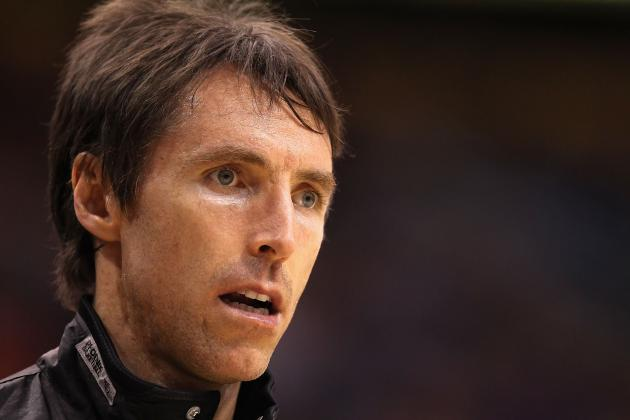 NBA Free Agency 2012: 5 Teams Steve Nash Could Sign With