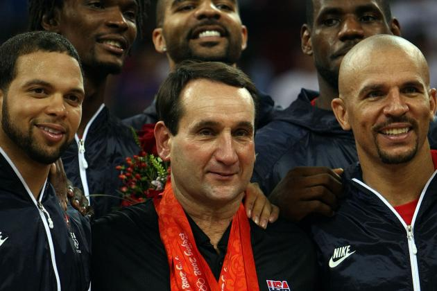Team USA Basketball: 5 Men Who Could Succeed Coach K
