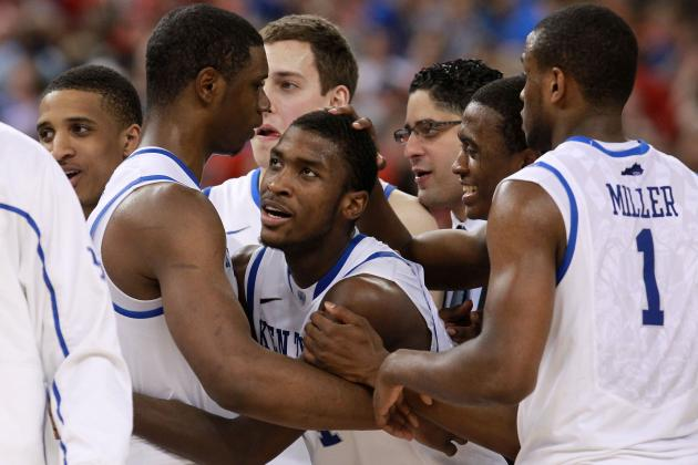 NBA Mock Draft 2012: Breaking Down Prospects Who Will Struggle to Transition