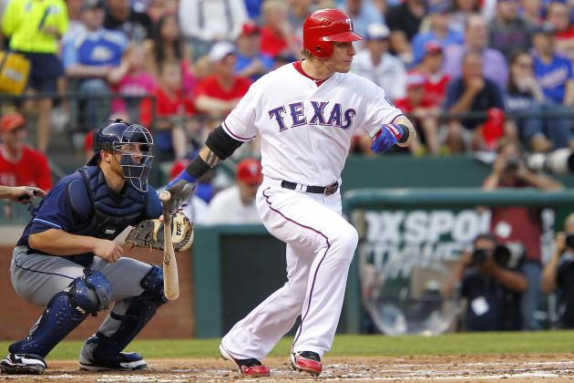 AL MVP Rankings: Josh Hamilton's Monster Week Makes Him the Man to Beat