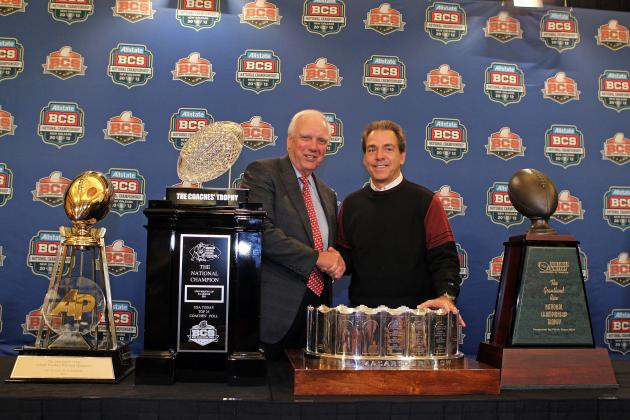 Breaking Down Las Vegas' BCS Title Odds
