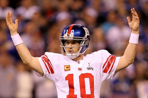 New York Giants: 5 Reasons to Be Optimistic About the 2012 Season