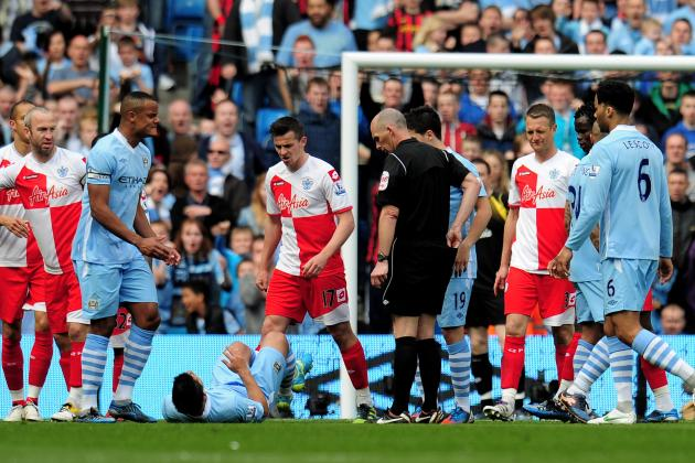 Premier League 2011-12 Season: Ranking the 20 Best Games