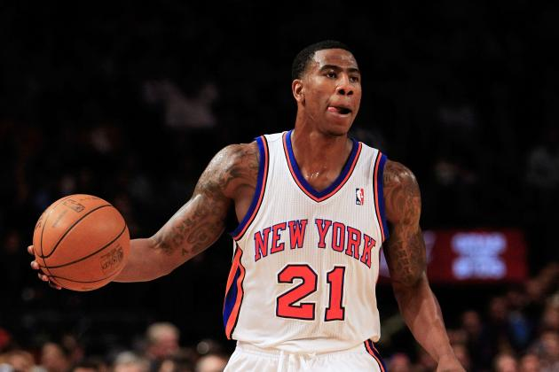 New York Knicks: 6 Reasons Knicks Must Acquire a 1st-Round Pick This June