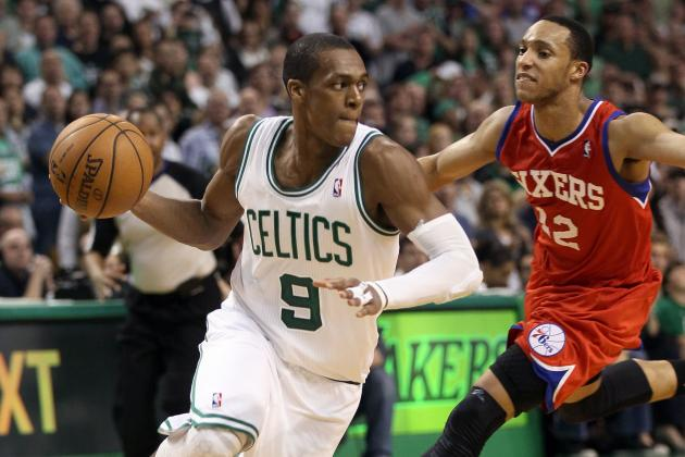 Rajon Rondo: 8 Reasons Celtics Will Live or Die with His Play This Postseason