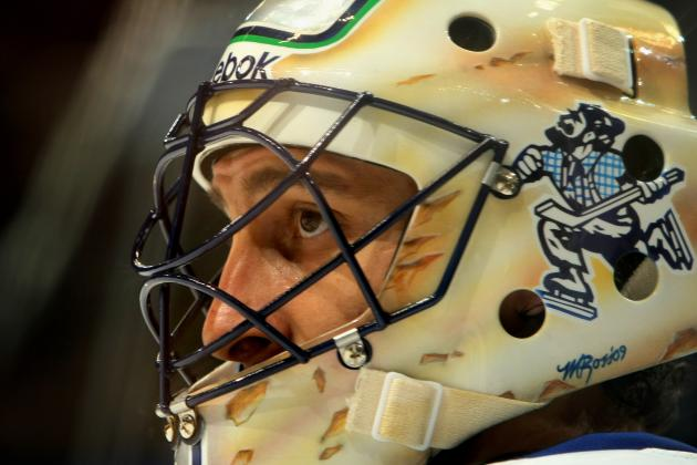 NHL Trade Scenarios: 5 Teams That Could Fit Roberto Luongo into Their Plans