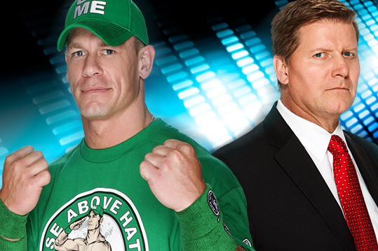 3 Reasons WWE Screwed Up with Cena vs. Laurinaitis Feud