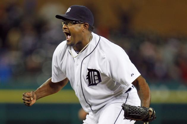 Detroit Tigers Won't Win the AL Pennant Without Jose Valverde in 2011 Form