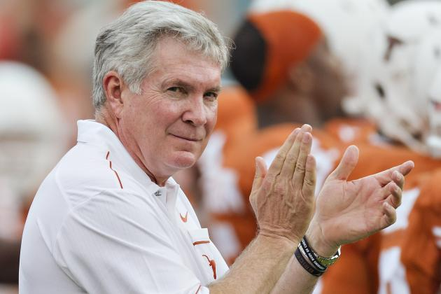Texas Football: Breaking Down the Longhorns' Backfield Battle for Playing Time