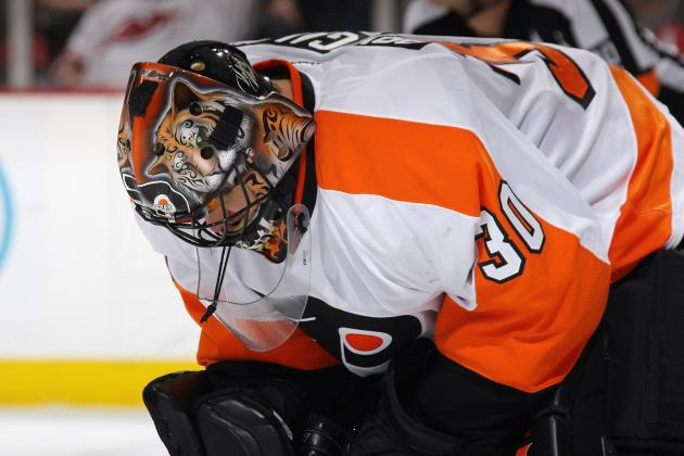 Philadelphia Flyers: Grading Each Player's NHL Playoffs 2012 Performance